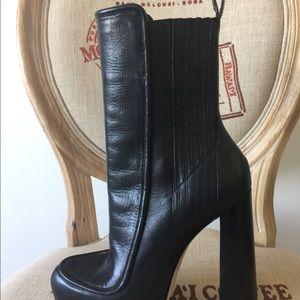 Alexander Wang Black Boots Booties 40